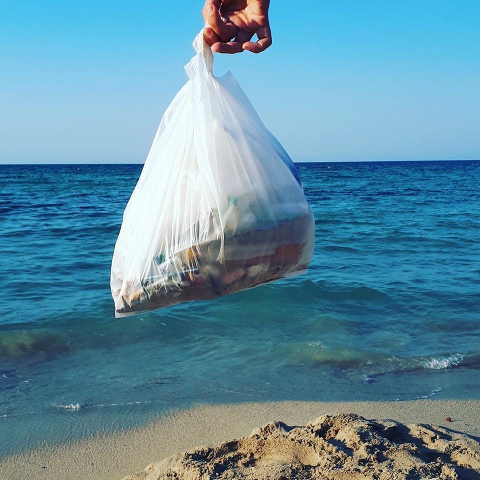 #unsaccoalgiorno: la campagna di raccolta plastica per un estate green