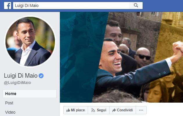 M5s su Facebook  paga  il governo col Pd: fuga di follower | Su Conte e Salvini