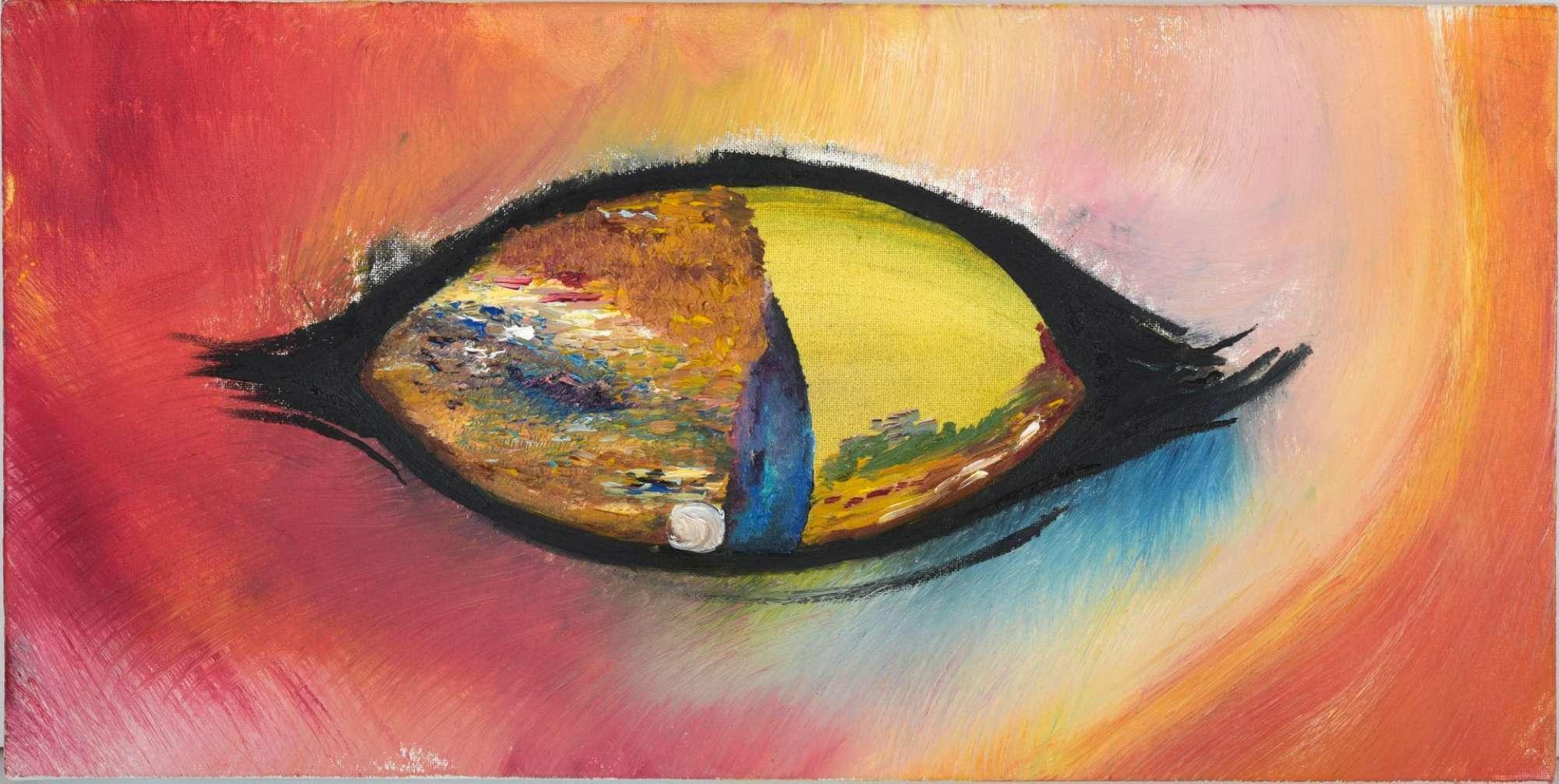 I quadri di Alba Chiara Baroni, la ventenne uccisa dal fidanzato