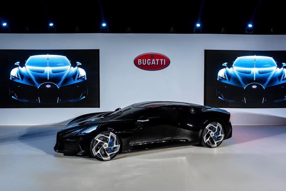 Venduta la Bugatti  La Voiture Noire , l auto più cara al mondo: è caccia all anonimo proprietario