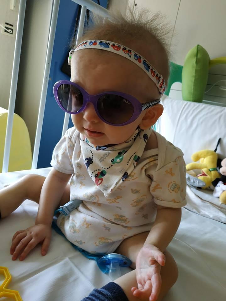 Gabriele come il piccolo Alex: anche per lui si cerca donatore di midollo osseo