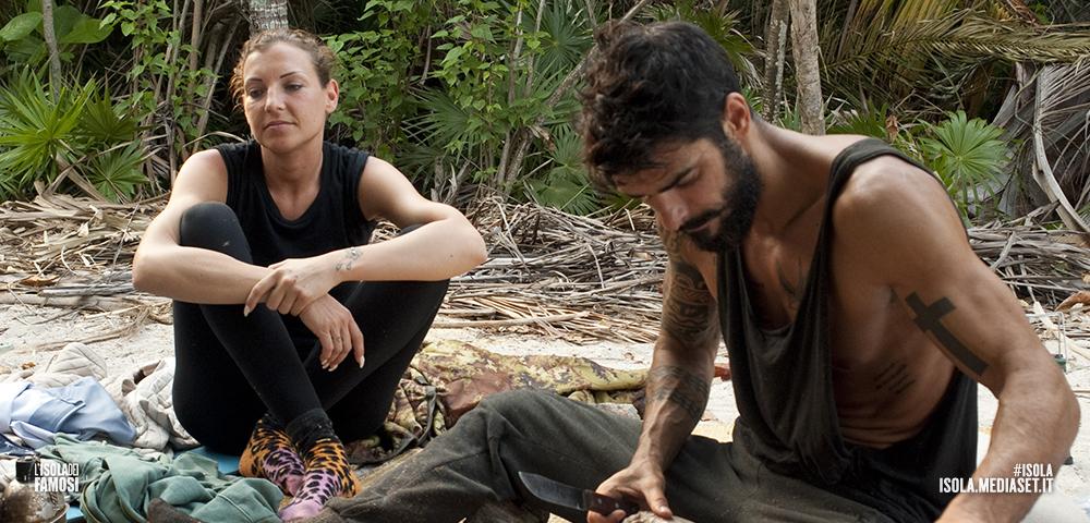 Cristian-Tara, l incontro sull Isola: stop alle voci di frattura