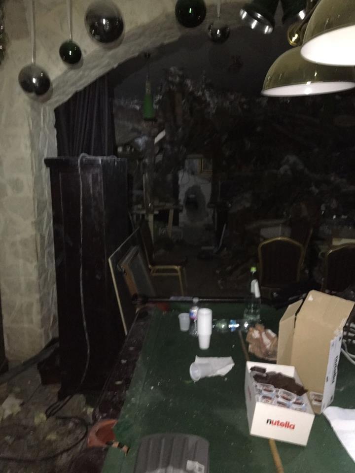 Hotel Rigopiano, le immagini delle stanze in cui si sono rifugiati i sopravvissuti