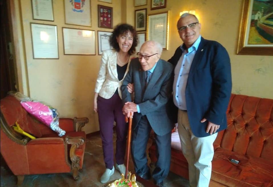 Torino, morto a 110 anni Salvatore Cavallo: era l'uomo più vecchio d'Italia