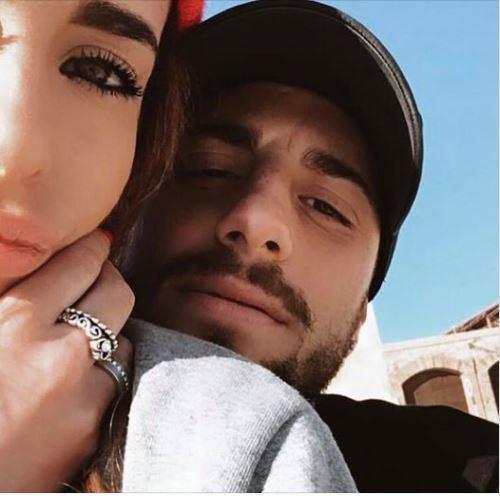 Sara Affi Fella in love con Francesco Fedato