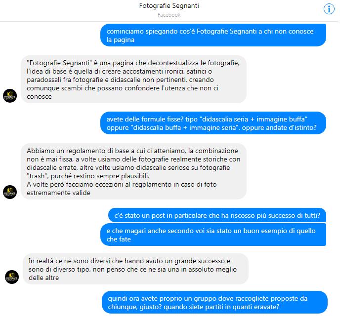 """A FaceKult il gruppo dietro """"Fotografie segnanti"""""""