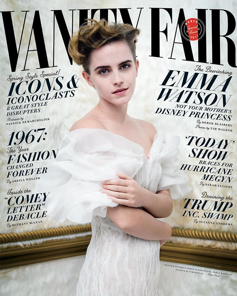 Emma Watson, da Hermione a Belle
