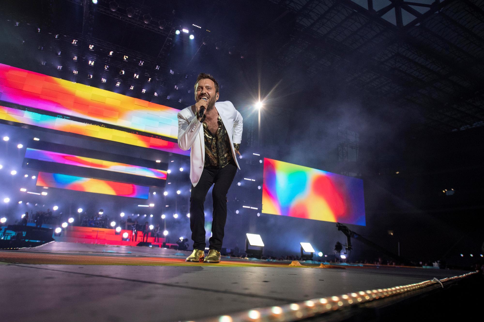 Cesare Cremonini conquista San Siro con il suo  Cremonini stadi 2018