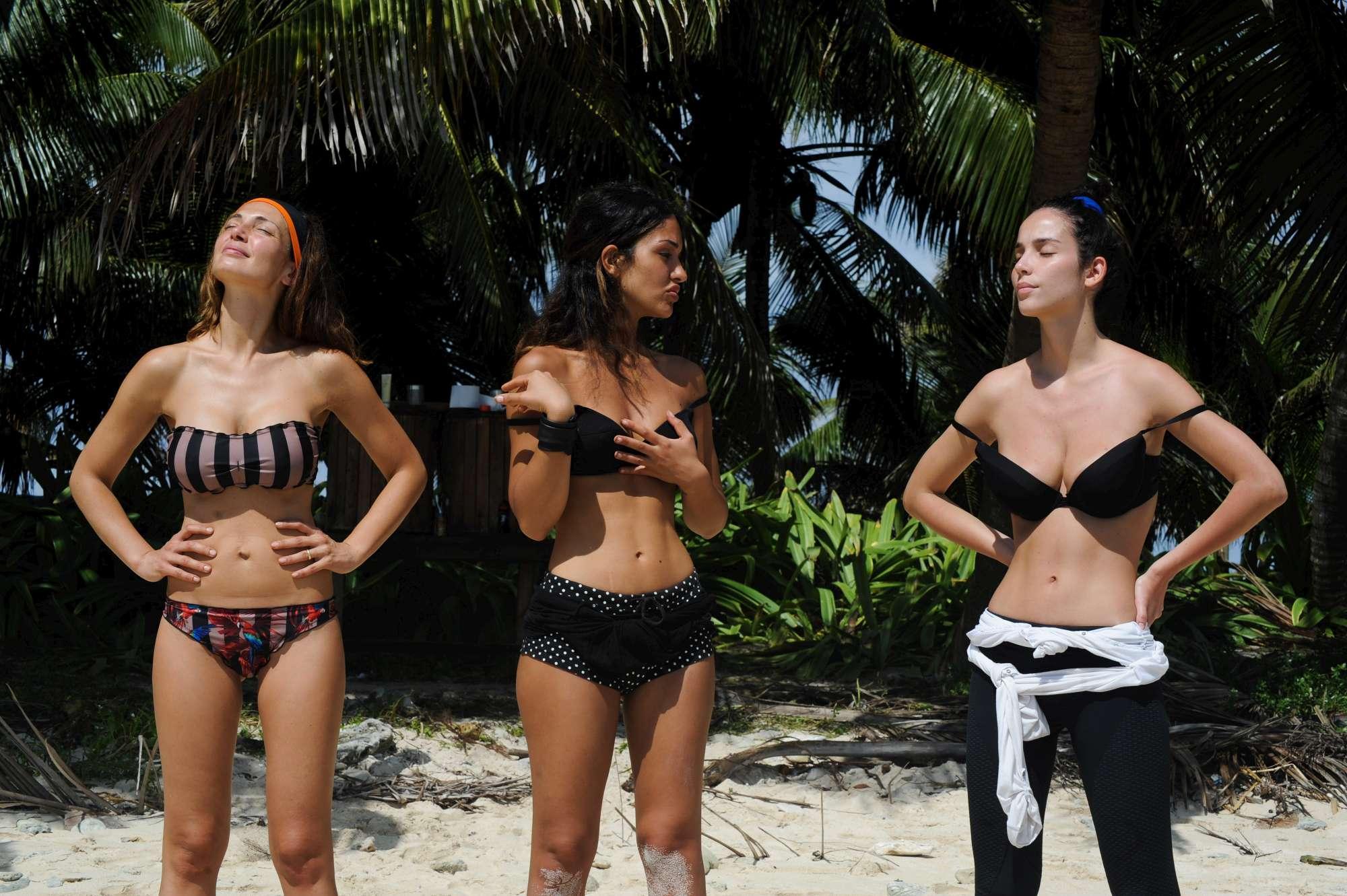 Isola dei famosi 2018 , Paola contro le regole di Alessia