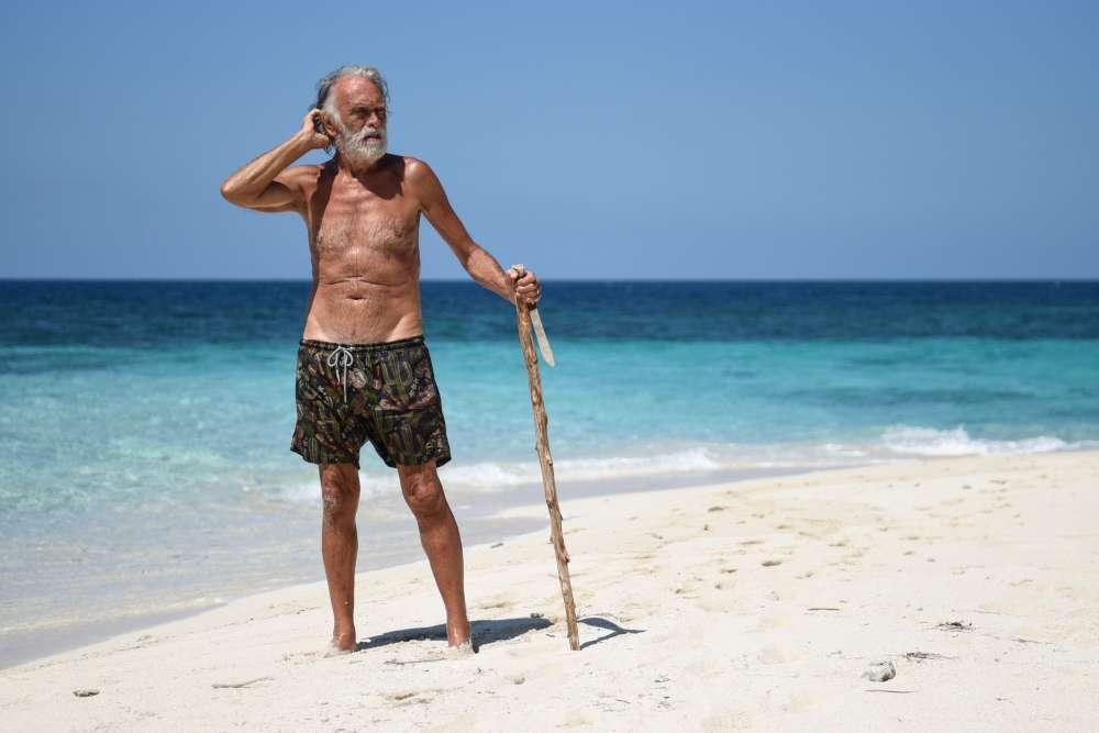 Isola, Riccardo e Soleil sull Isla Bonita