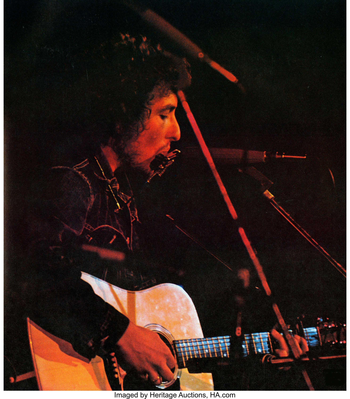 Storica chitarra di Bob Dylan va all'asta per circa 300mila dollari