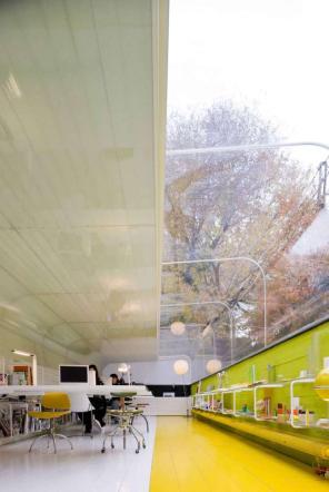 Lavorare nel verde, è spagnolo il primo ufficio costruito all interno una foresta