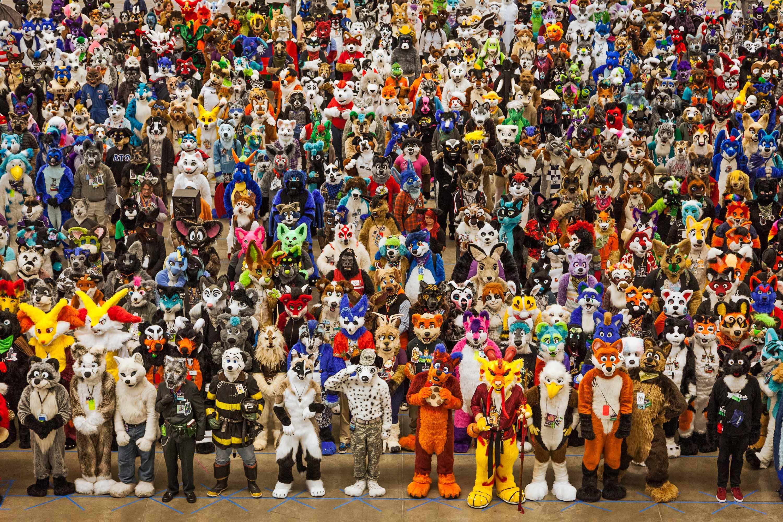 I raduni più  pazzi ? Sono negli Stati Uniti