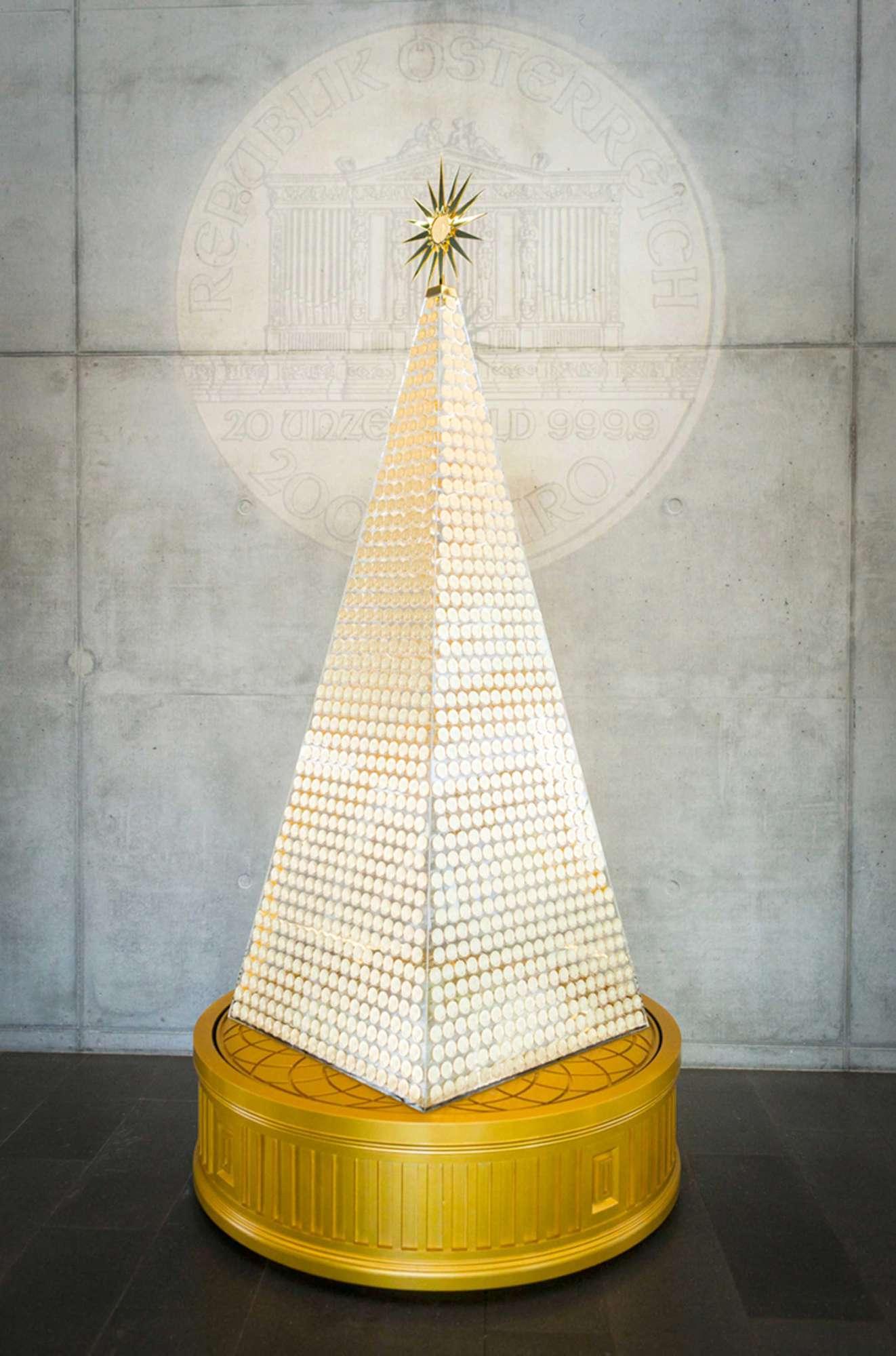 Albero Di Natale Zecchino Doro.In Germania L Albero Di Natale Piu Ricco Del Mondo Foto Tgcom24