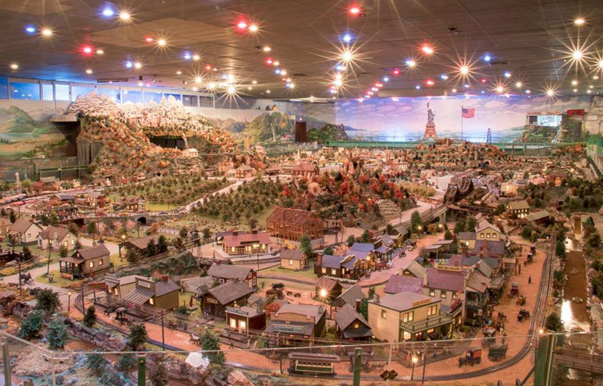 In vendita negli Usa il più grande villaggio in miniatura del mondo