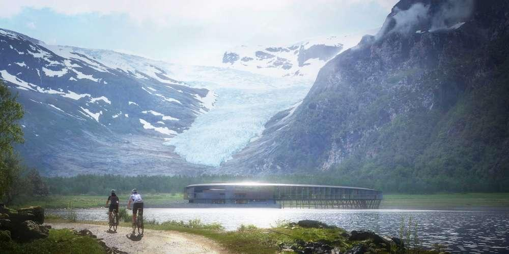 Nel Circolo polare artico nascerà Svart, l hotel più ecologico al mondo