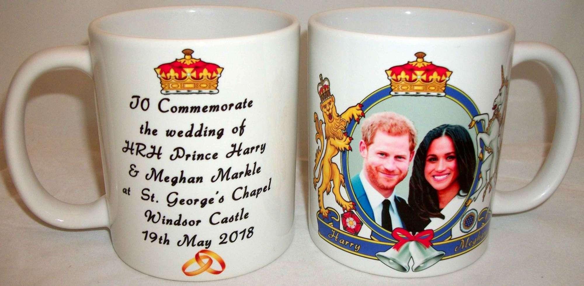 Harry e Meghan, in Gran Bretagna è royal wedding mania: ecco i gadget delle nozze
