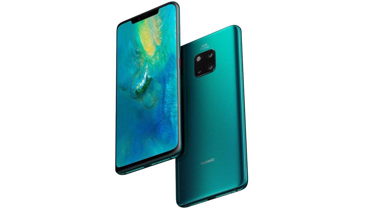 Il nuovo Huawei Mate 20 Pro