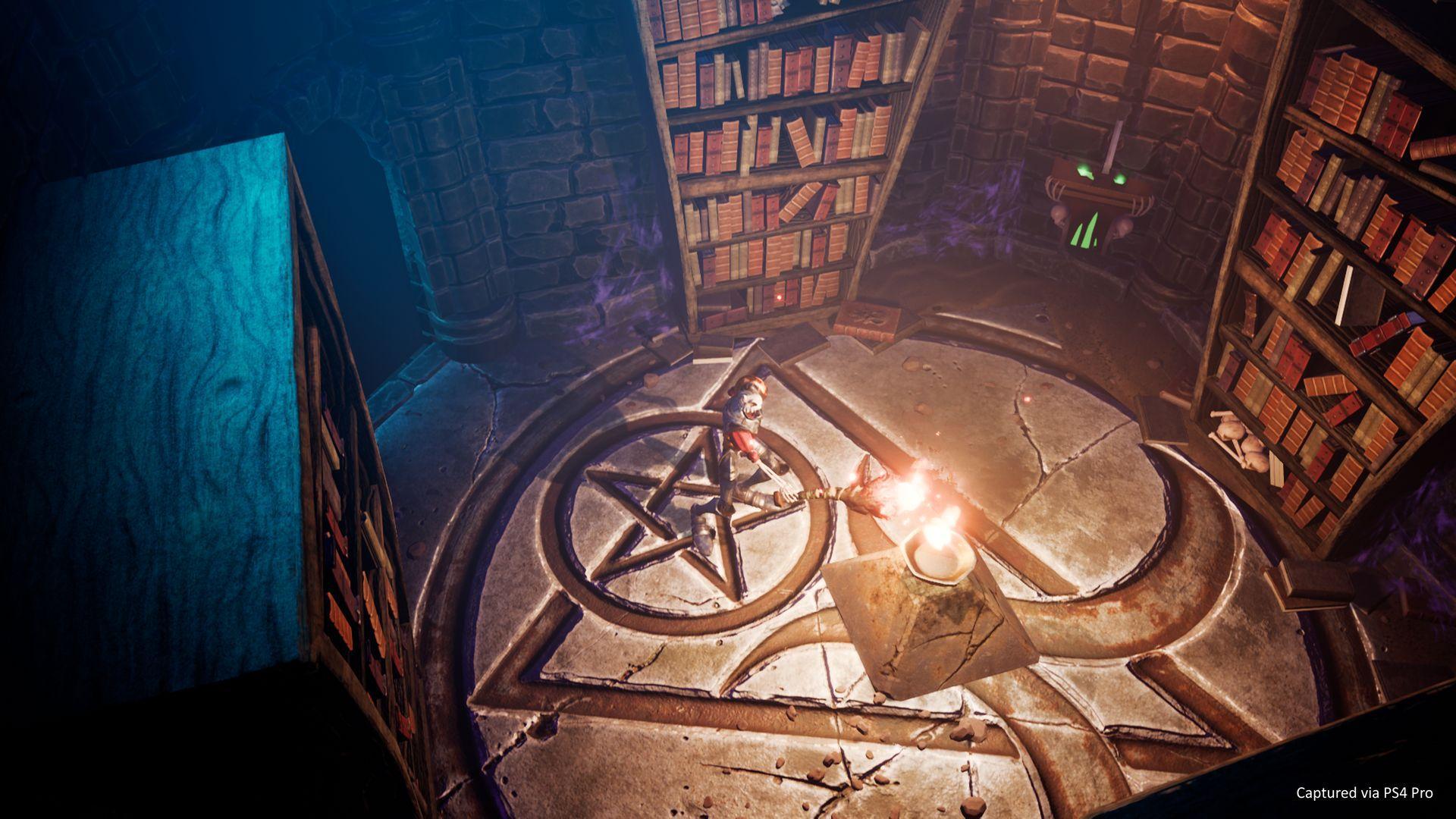 MediEvil, le prime immagini del remake per PS4