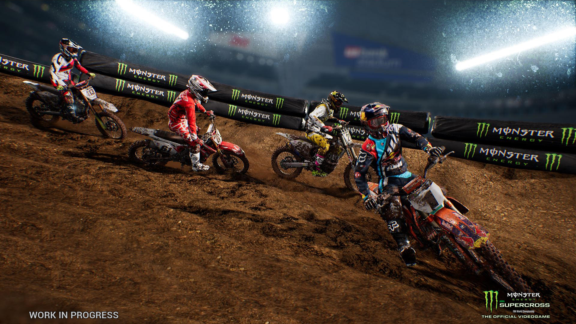 Gravel e Monster Energy Supercross: motori italiani