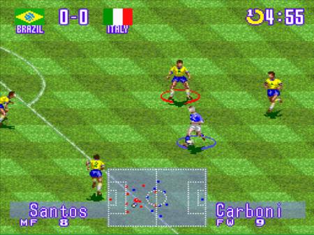 Calcio: i videogiochi più apprezzati del genere