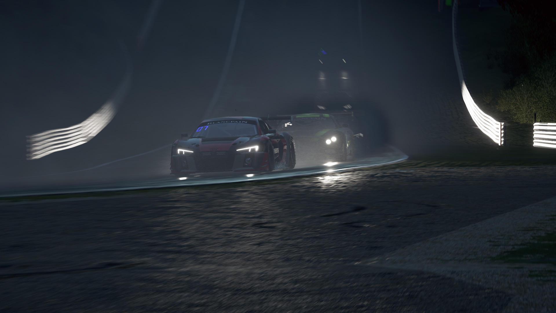 Assetto Corsa Competizione risplende nelle sue prime immagini