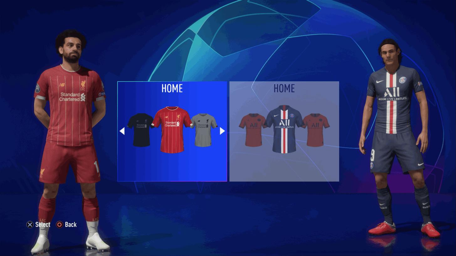 FIFA 20 - Le immagini della Carriera