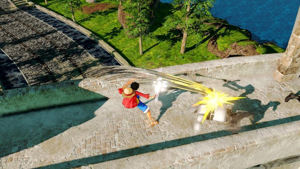 Tante nuove immagini di One Piece per PS4, Xbox One e PC