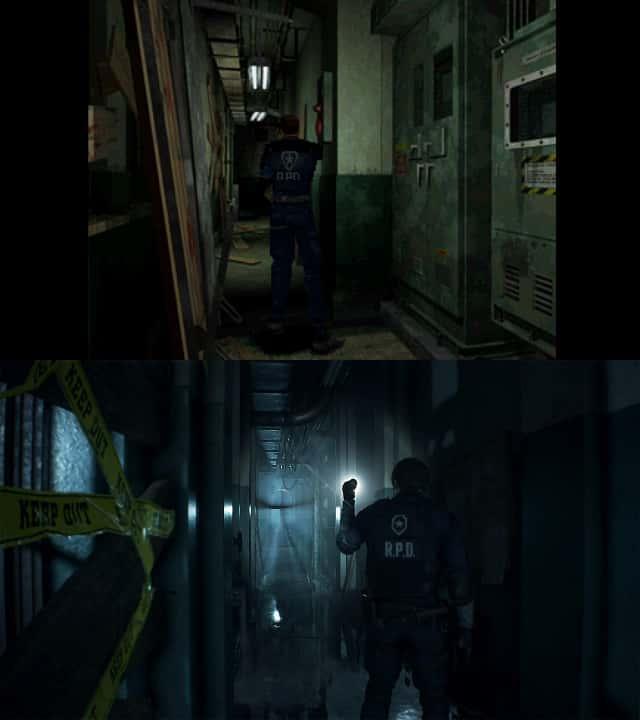 Resident Evil 2: il remake contro l'originale