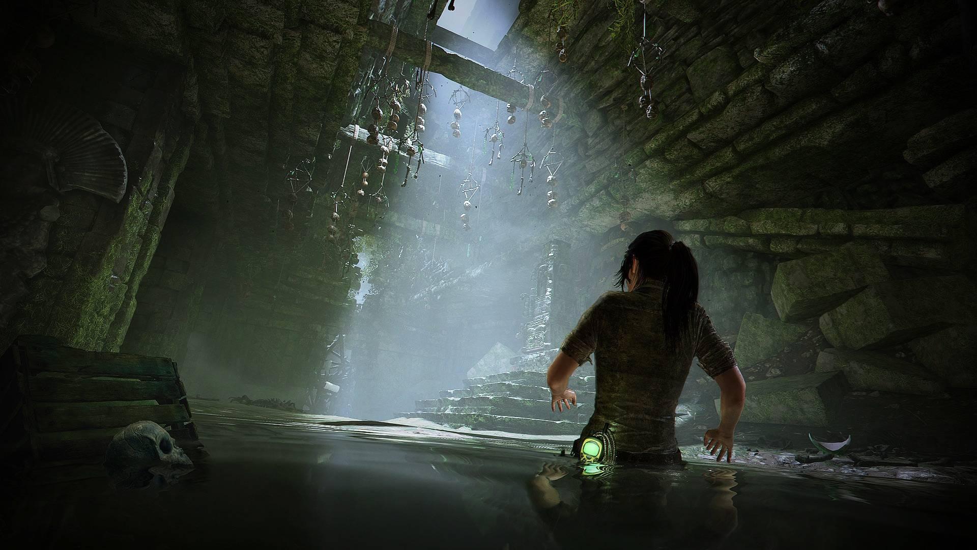 Shadow of the Tomb Raider: le prime immagini del ritorno di Lara