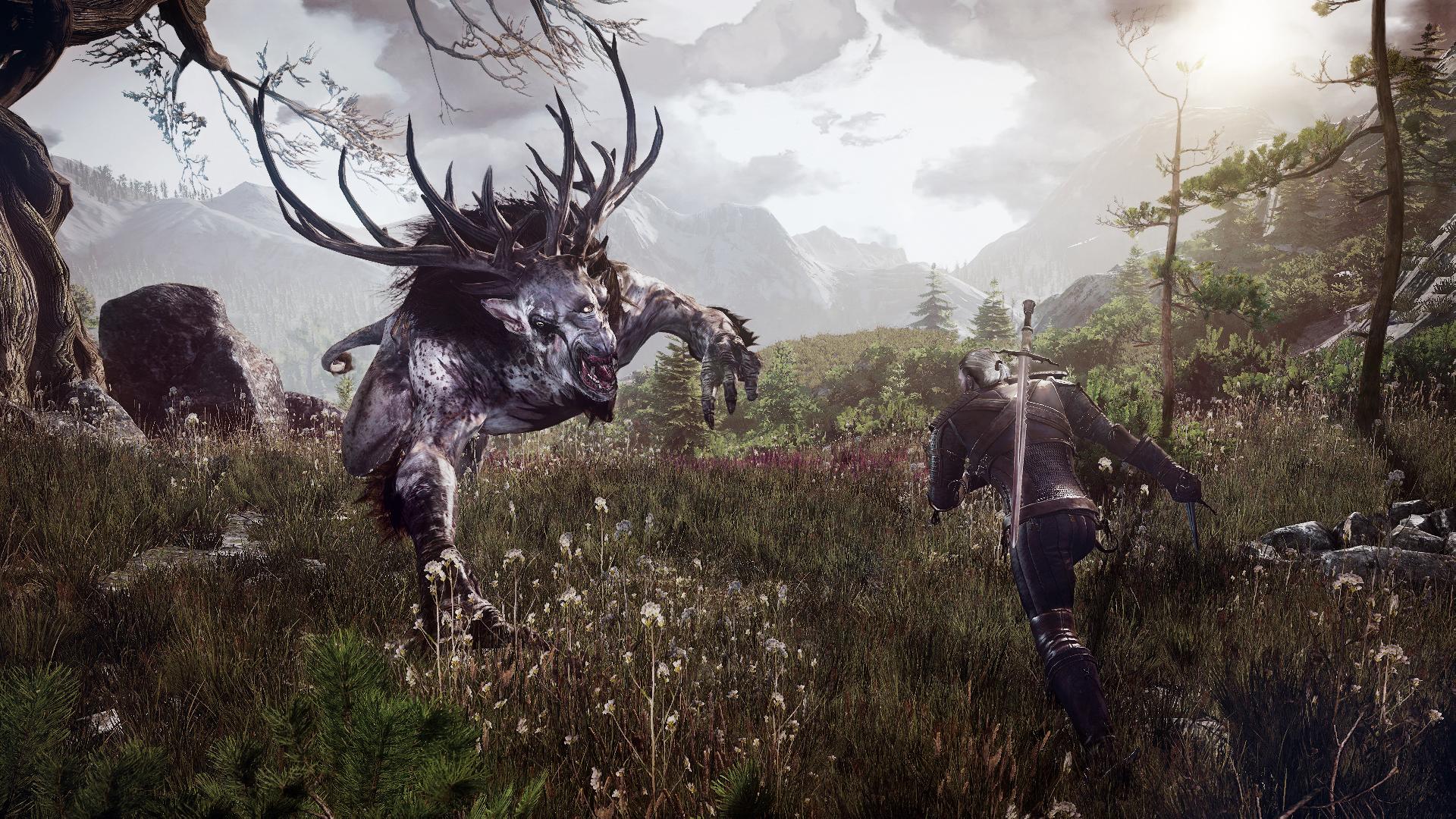 Il meraviglioso mondo di The Witcher 3