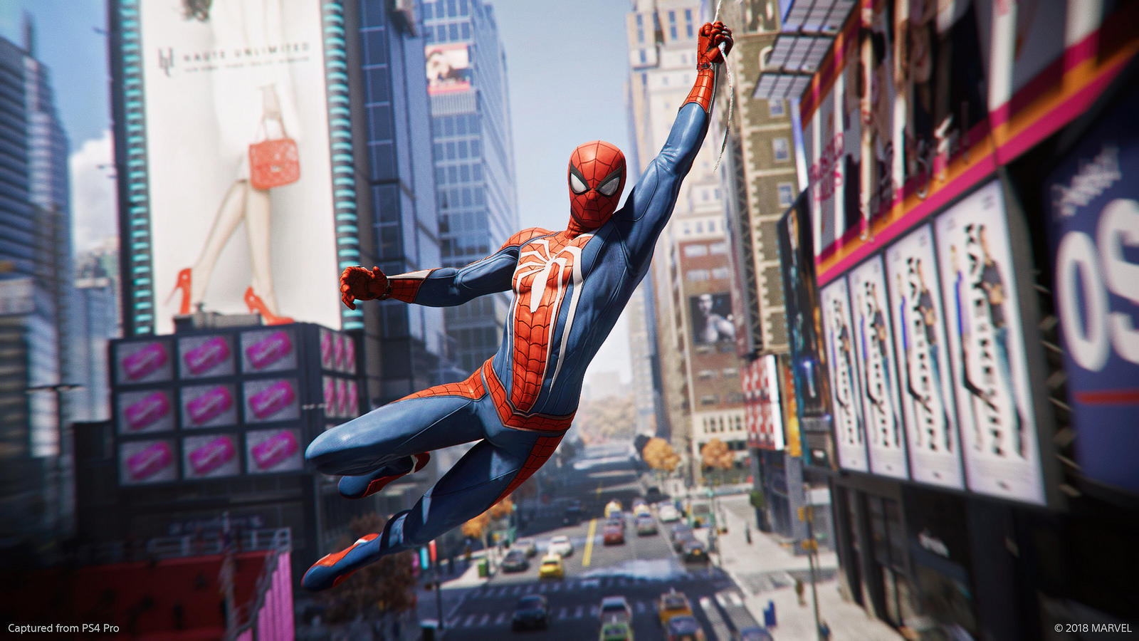 Le nuove immagini di Spider-Man