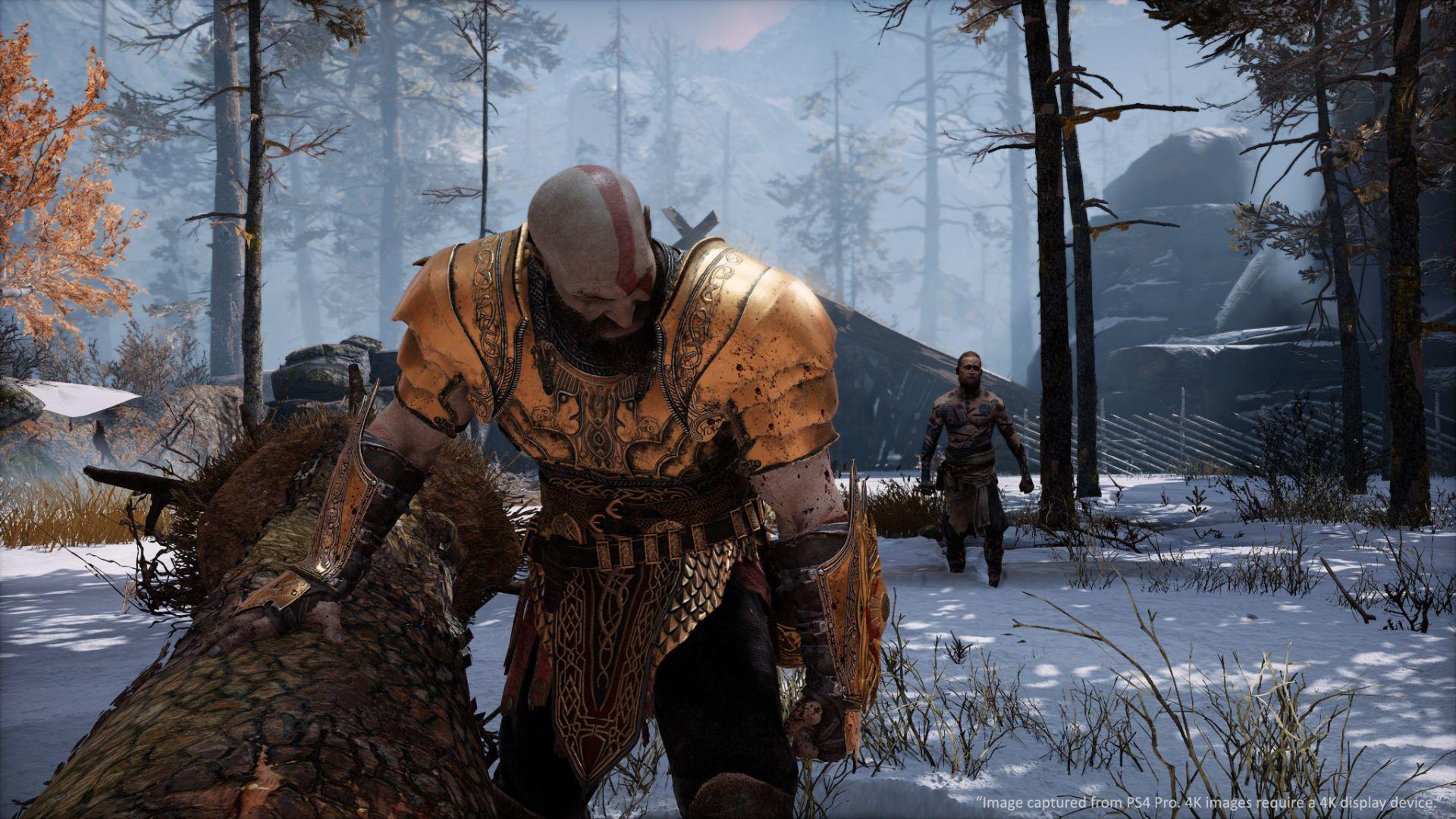 God of War, ecco la modalità New Game Plus