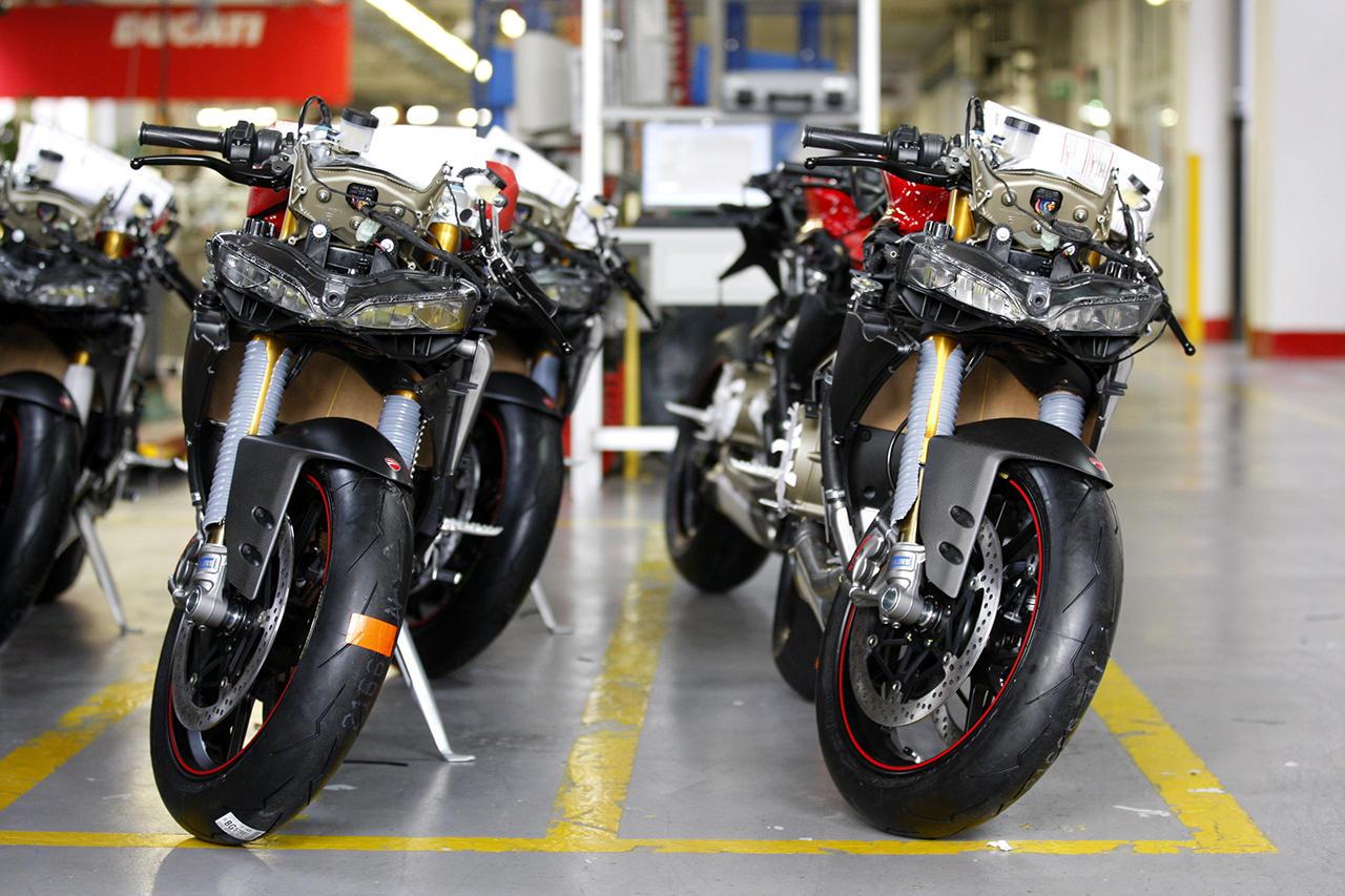 Ride 3: le meraviglie della fabbrica Ducati