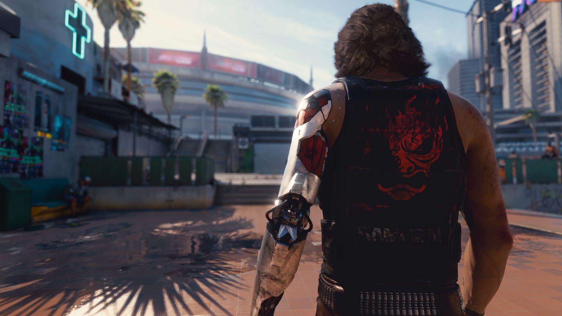 Cyberpunk 2077, le nuove immagini dall E3 2019
