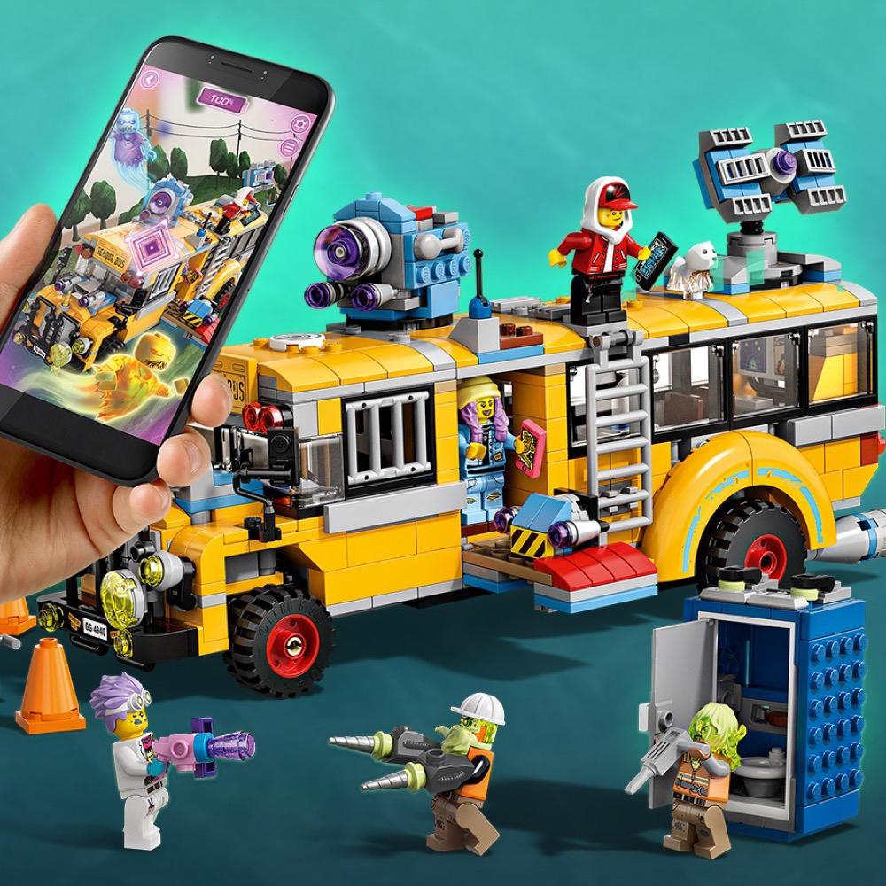 LEGO Hidden Side - Le immagini