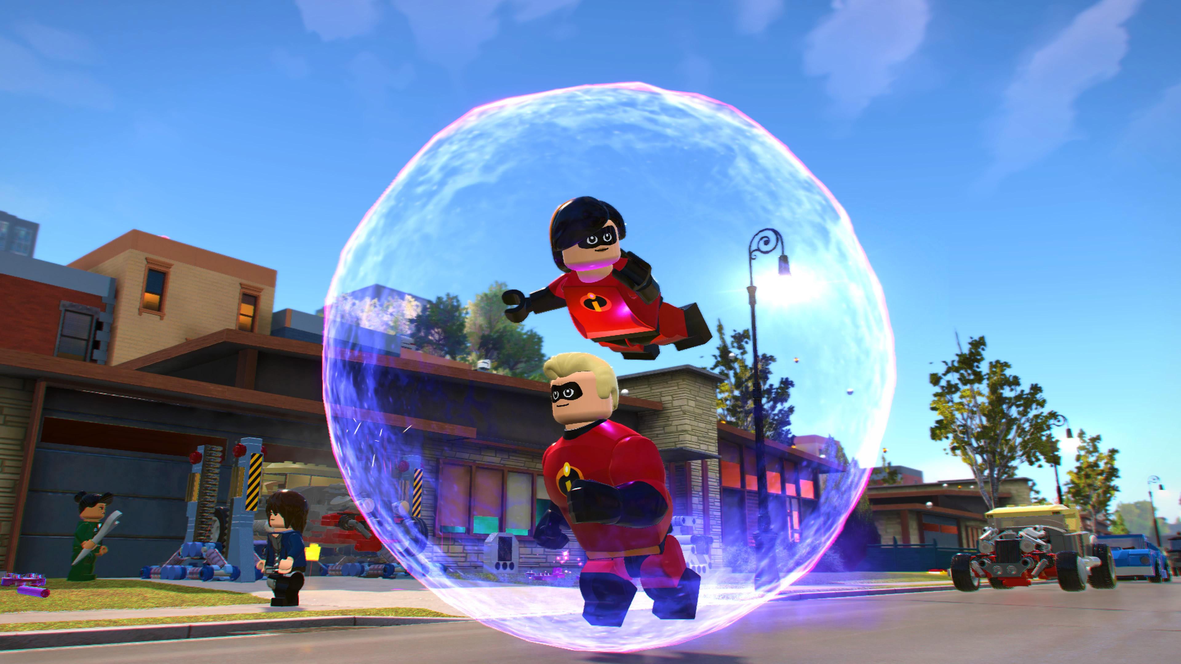 Le immagini di LEGO Gli Incredibili