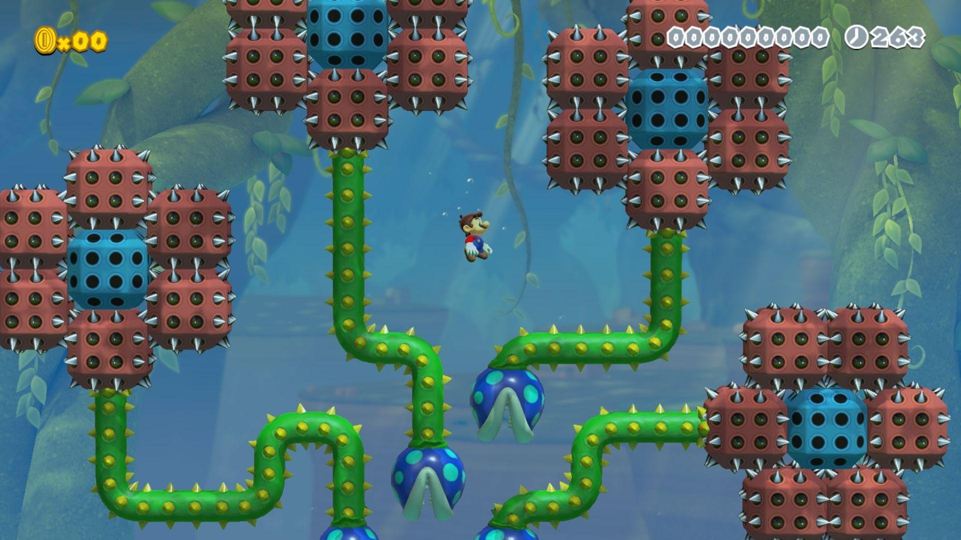 Super Mario Maker 2, le nuove immagini ufficiali
