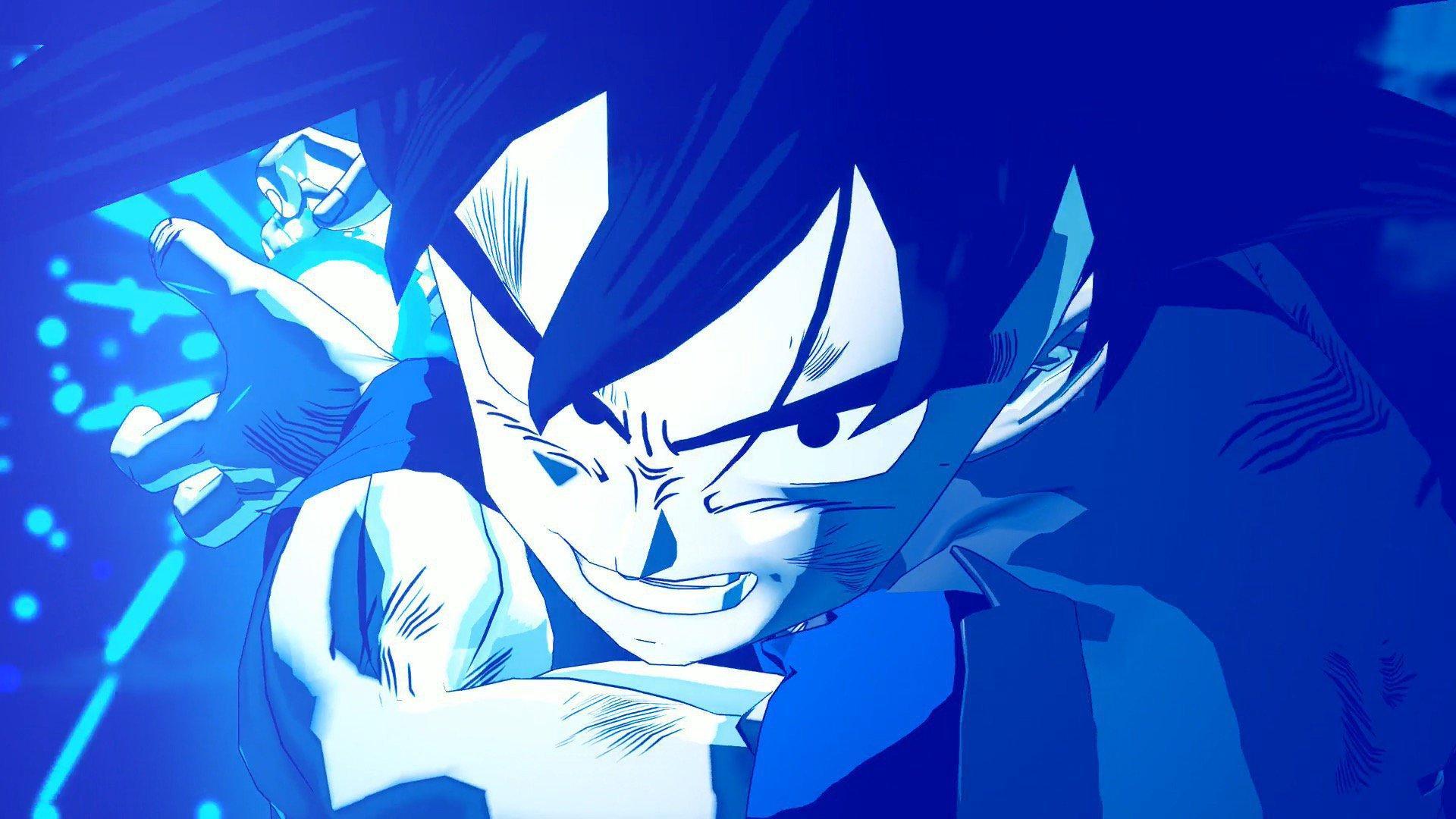 Le prime immagini di Dragon Ball Project Z