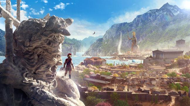 Assassin's Creed Odyssey: scatti dall'Antica Grecia
