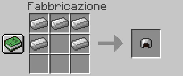 Minecraft: forgiamo l armatura