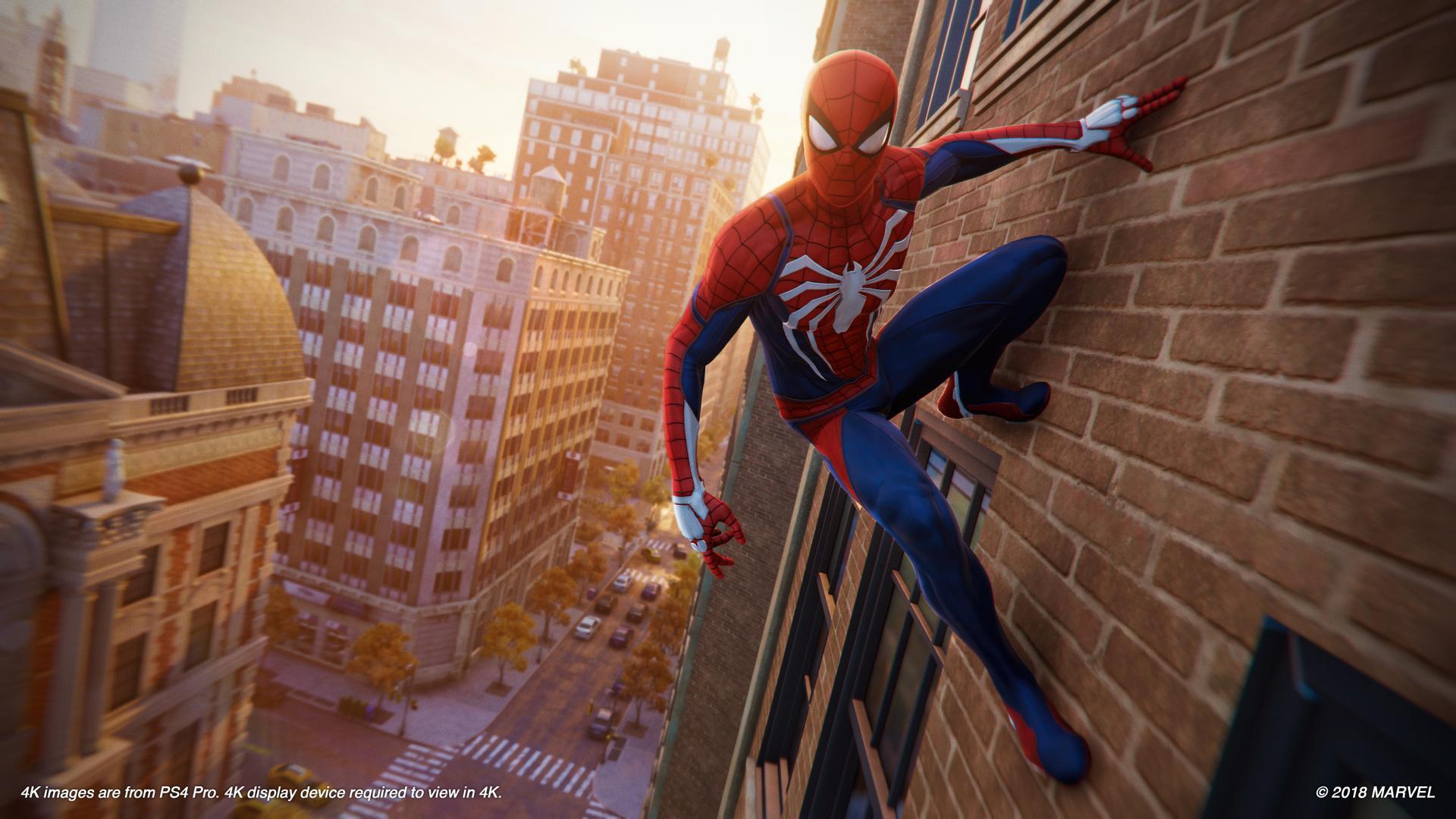 Marvel's Spider-Man, le nuove immagini ufficiali