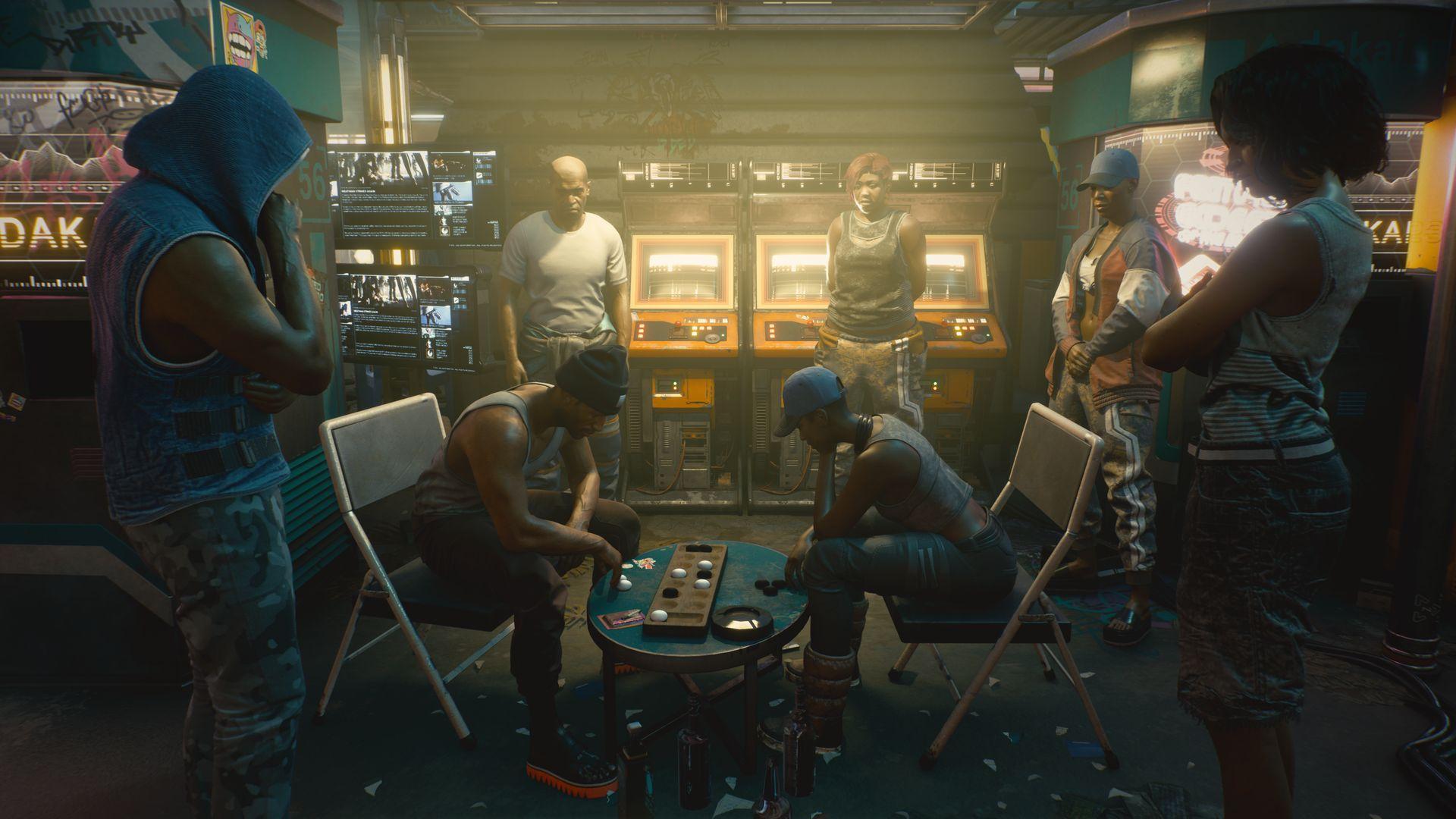 Cyberpunk 2077, le nuove immagini dalla Gamescom 2019