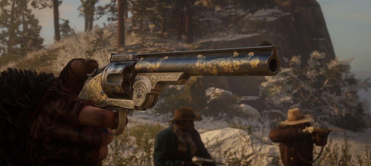 Red Dead Redemption II: immagini dal terzo trailer