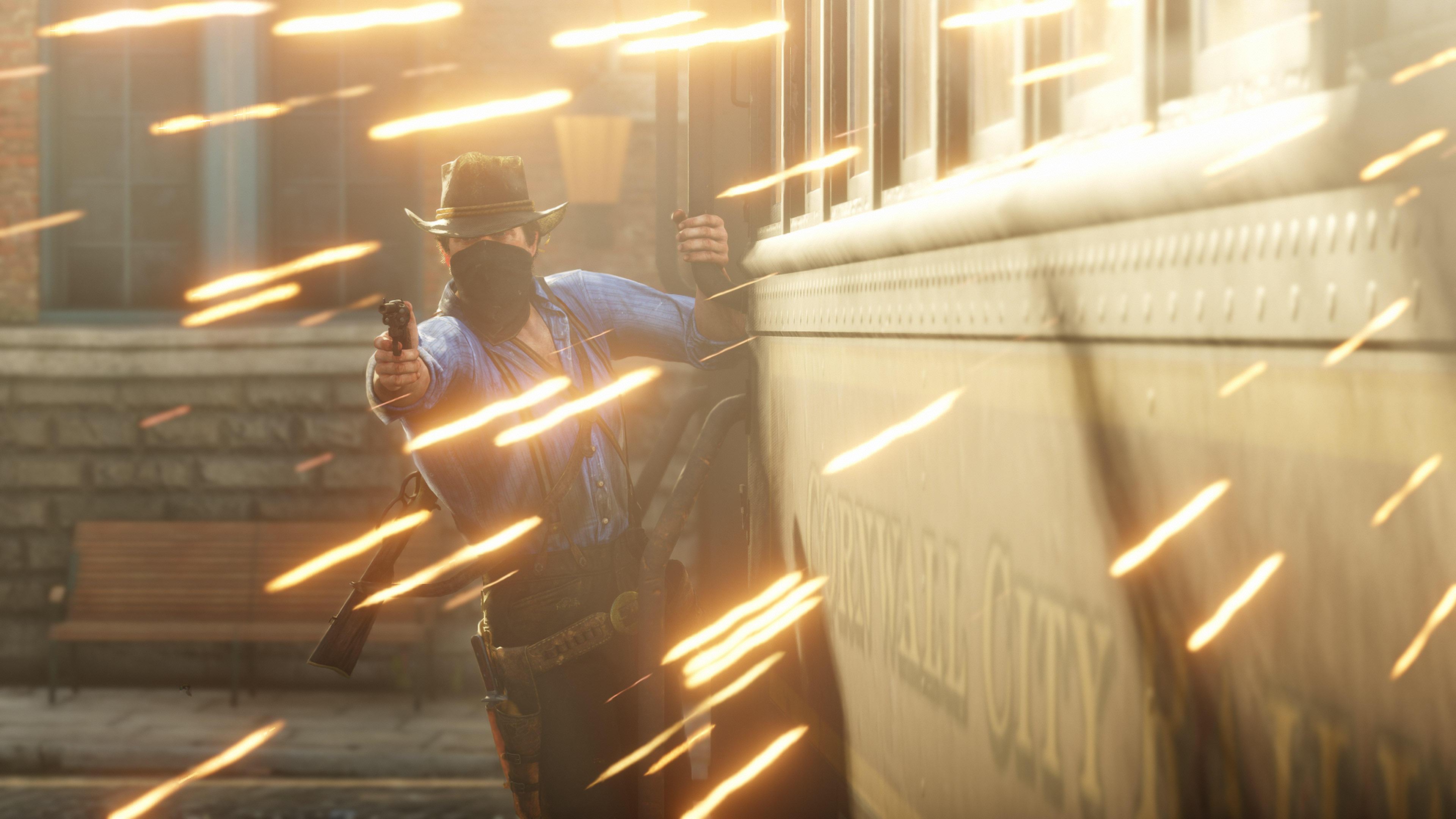 Red Dead Redemption 2, le nuove immagini ufficiali