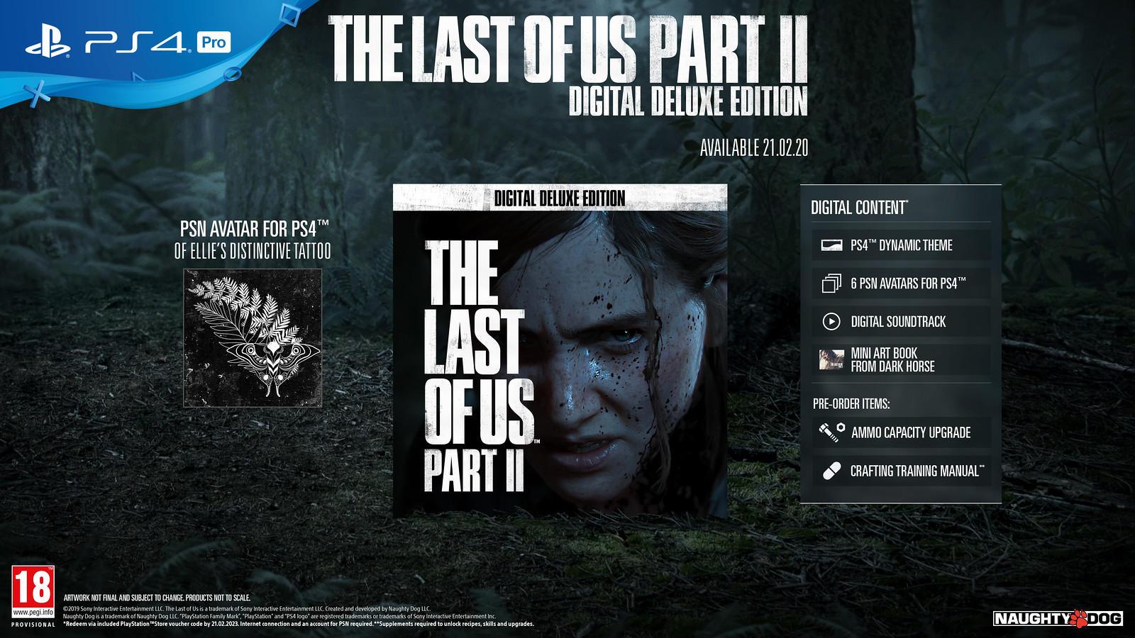 The Last of Us: Part 2, tutte le edizioni speciali