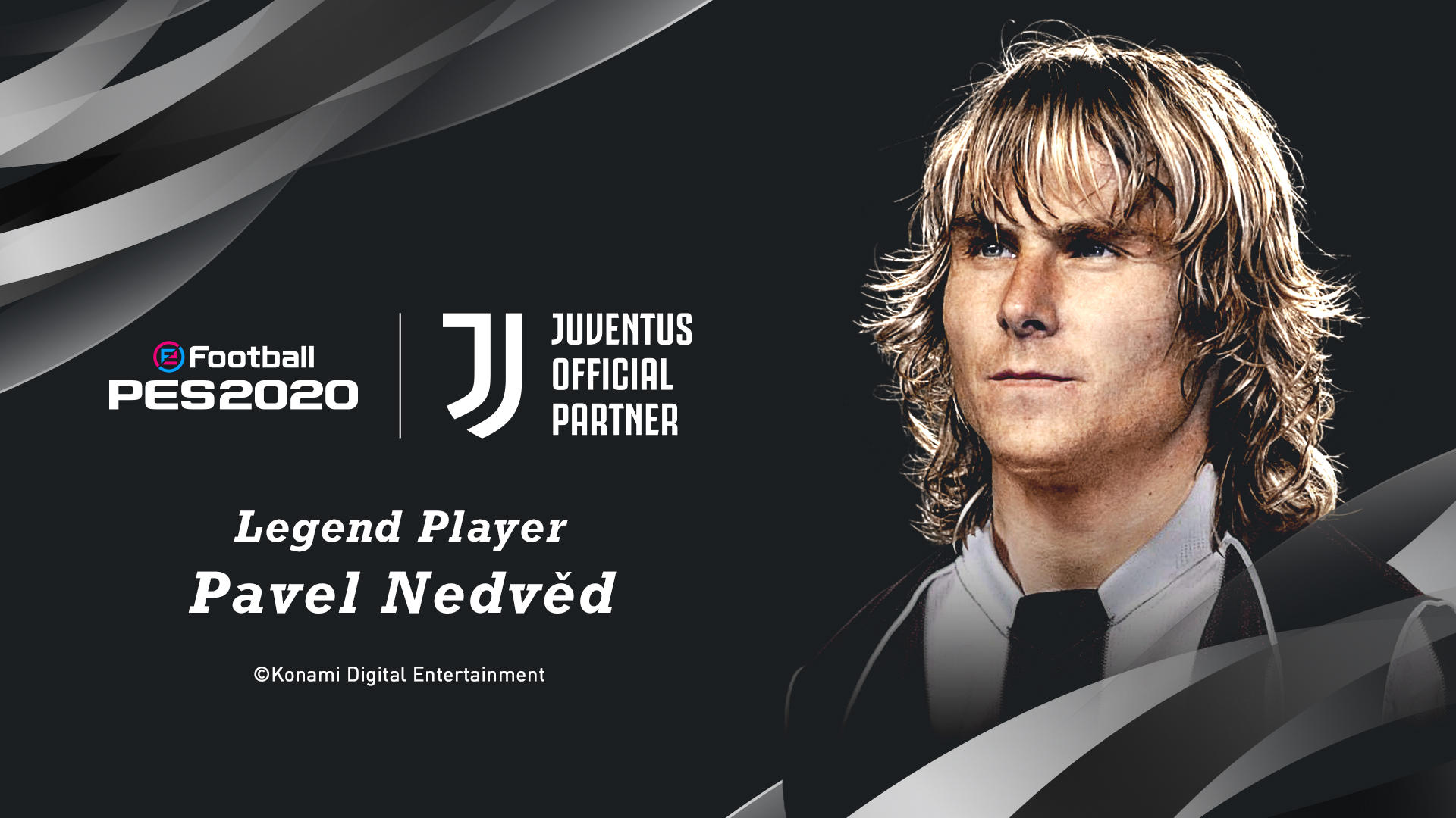 eFootball PES 2020 X Juventus - Le immagini