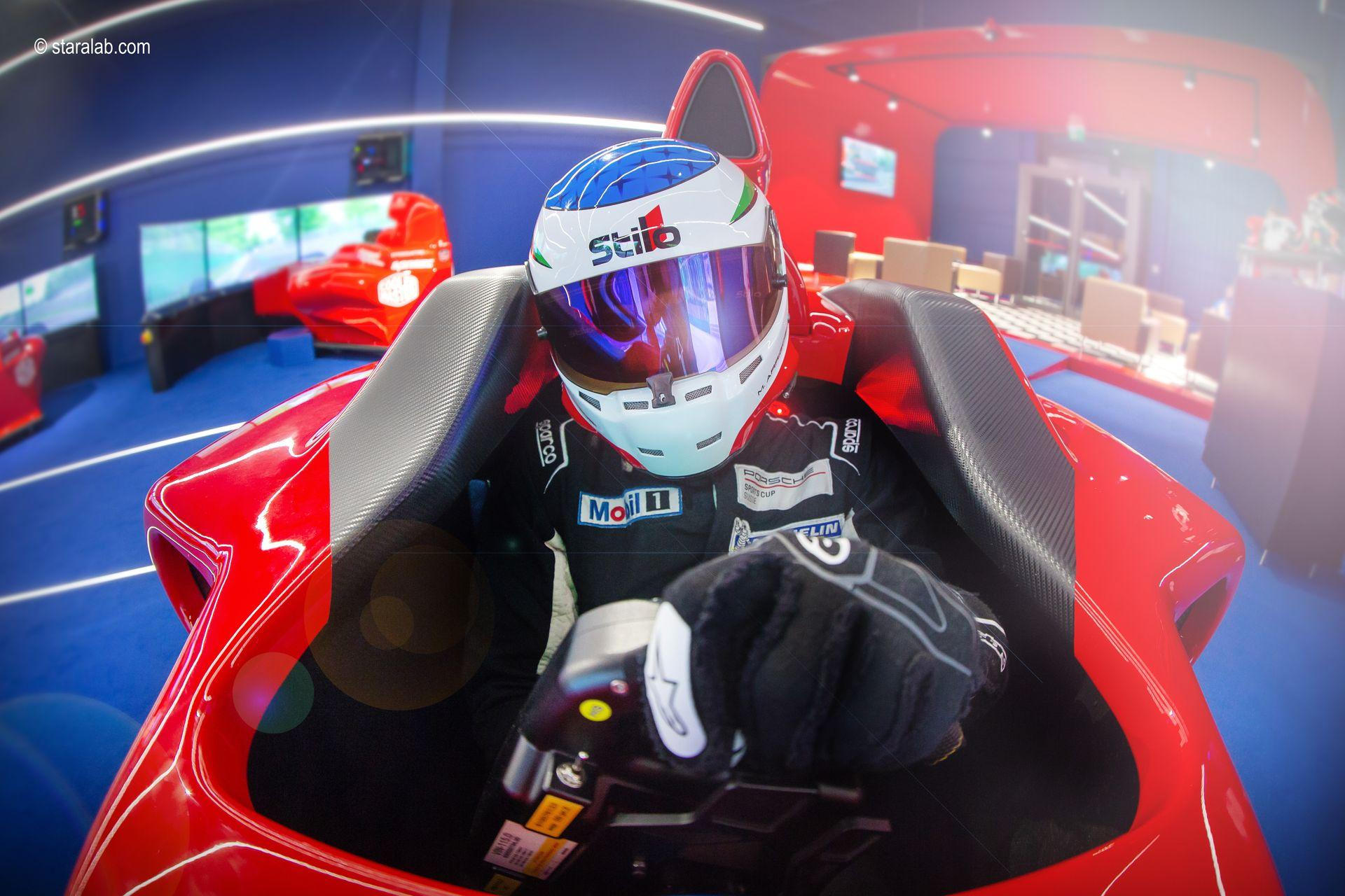 McSim Monza, il paradiso per gli amanti delle simulazioni di guida