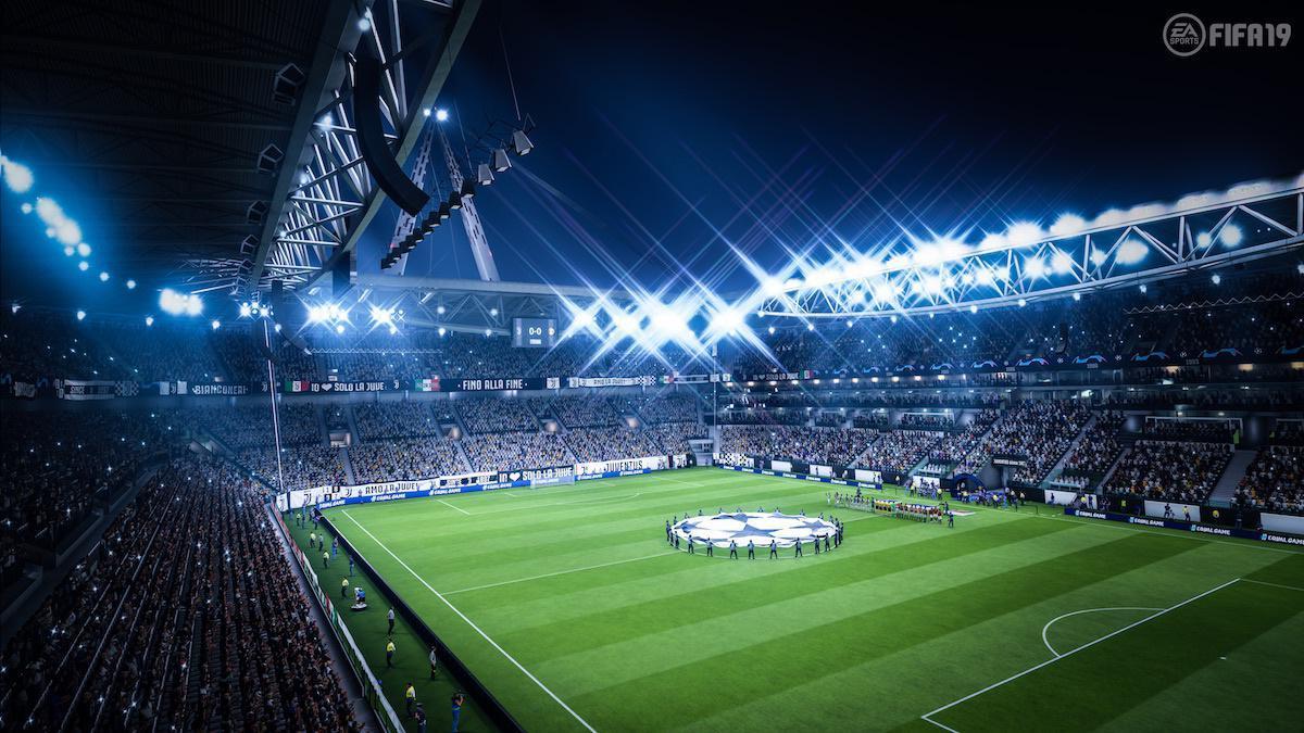 Le prime immagini di FIFA 20