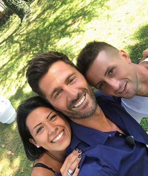 Temptation Island: Andrew e Martina pubblicano una foto insieme sui social
